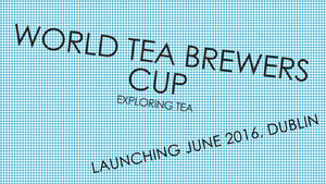 Sponsorship Opportunities - World Tea Brewers Cup 2016