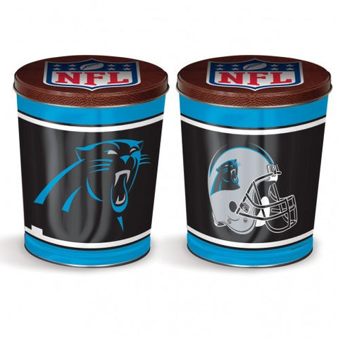 Panthers 1 Gallon Tin