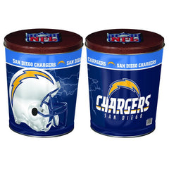 Chargers 1 Gallon Tin