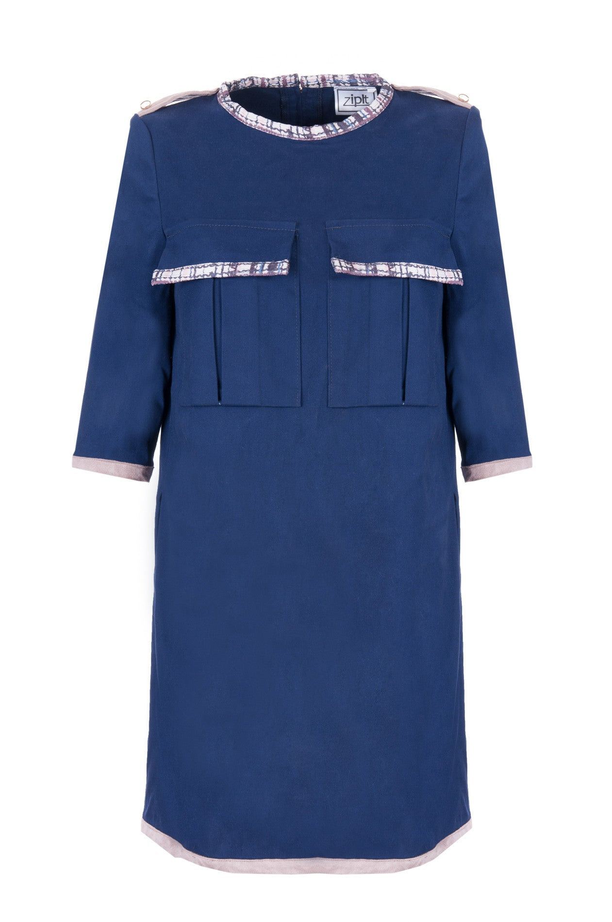 Army Navy Blue Dress
