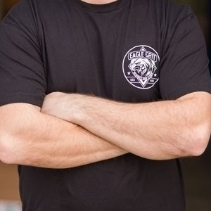 Logo T-Shirt - Eagle Grit