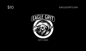 Gift Card - Eagle Grit