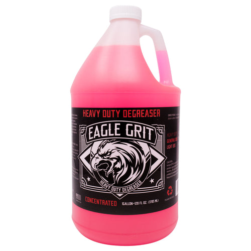 Heavy Duty Degreaser (1 Gallon) - Eagle Grit