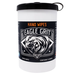 Heavy Duty Cleaning Wipes - Eagle Grit