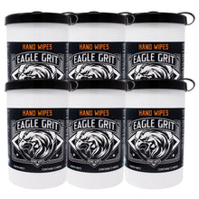 Load image into Gallery viewer, Heavy Duty Cleaning Wipes - Eagle Grit