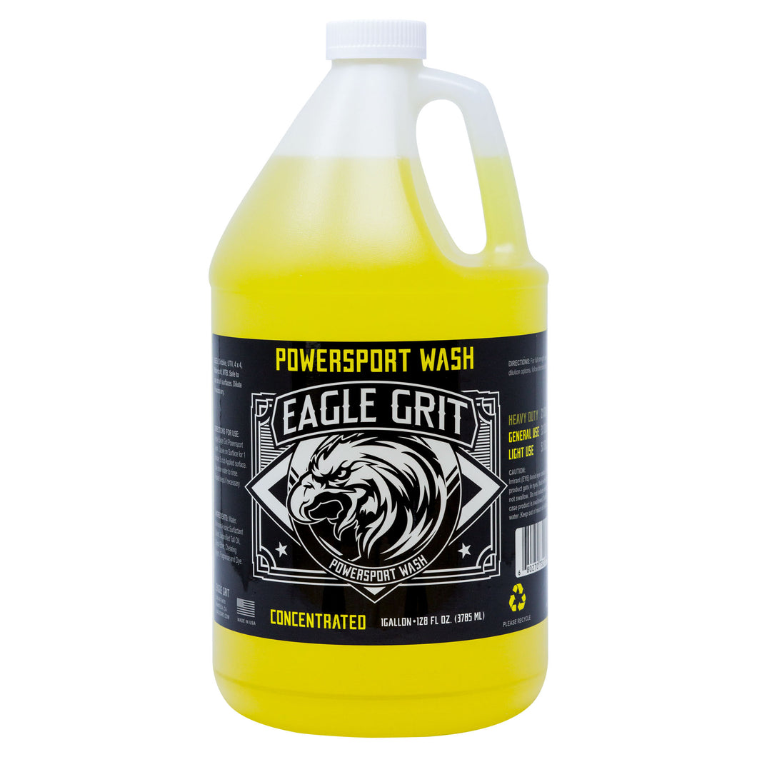 Powersport Wash (1 Gallon) - Eagle Grit