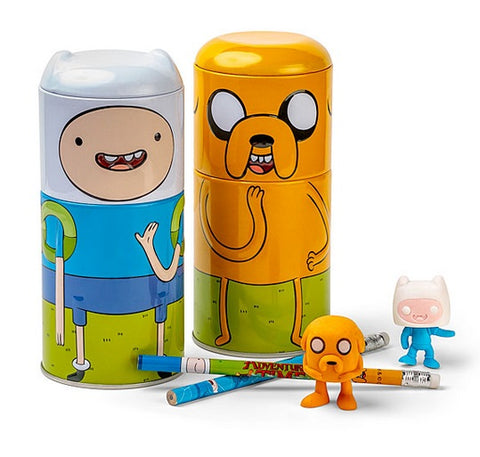 Adventure Time Tin-Tastic Set: $9.95