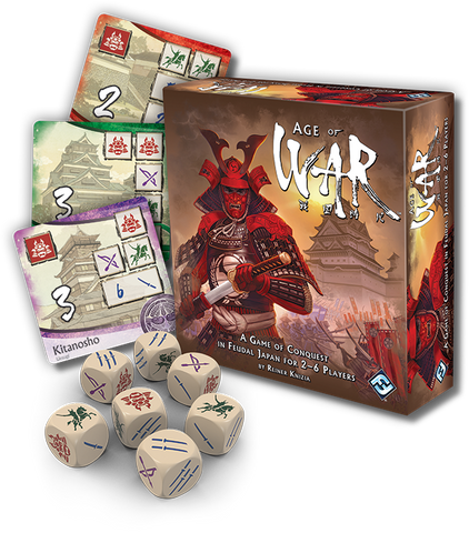 Age of War dice game - $12.95