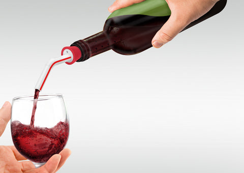 Bendy Straw Wine Aerator: $16.95