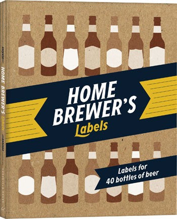 Home Brewmaster's Beer Label Kit: $14.95