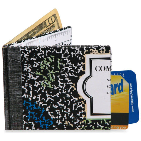 Notebook Mighty Wallet: $18.00