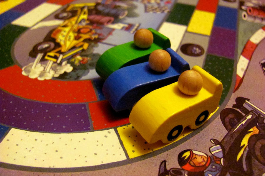 Monza and other great games for kids
