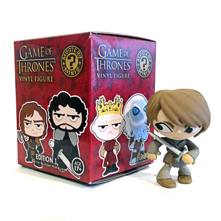 Game of Thrones Mystery Minis: $10.95