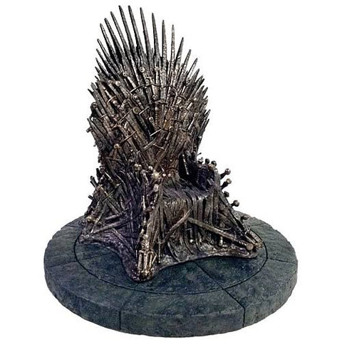 Iron Throne Replica Statue: $59.95