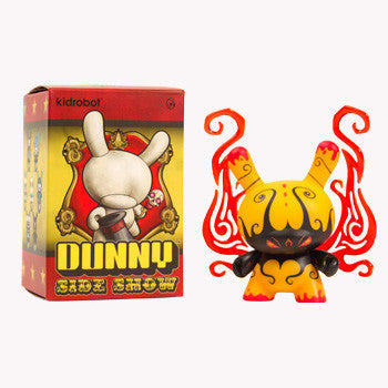 Dunny Sideshow 2013
