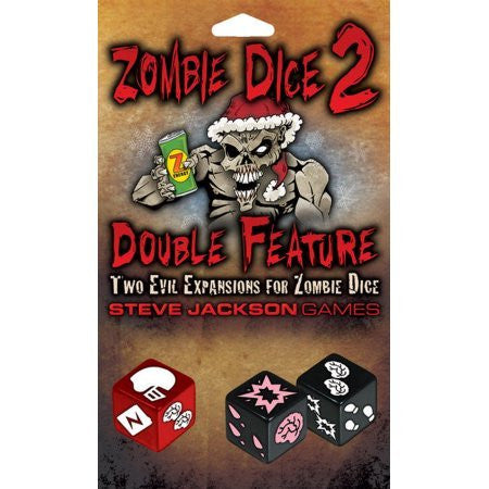 Zombie Dice 2 Double Feature