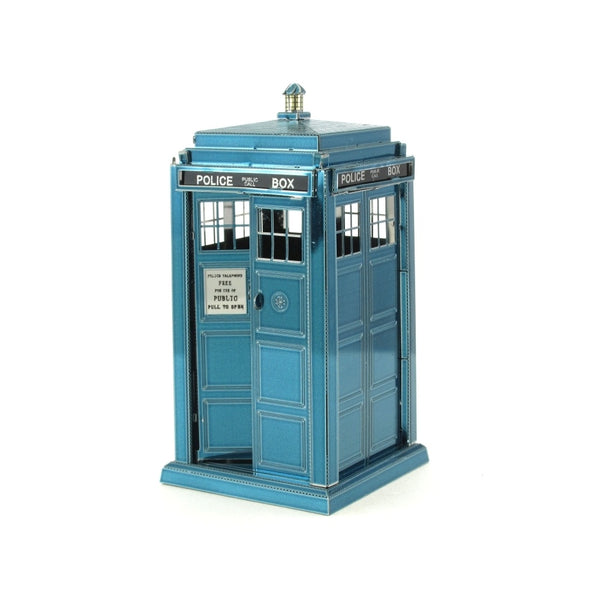 Metal Earth Tardis
