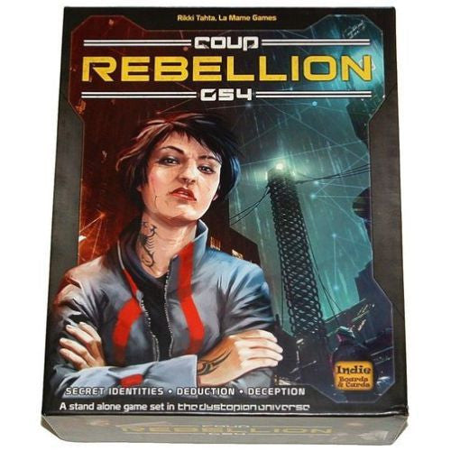 Coup Rebellion