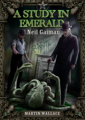Study in Emerald Neil Gaiman