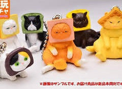Cat Bread Keychains