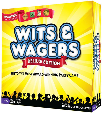 Wits and Wages Deluxe