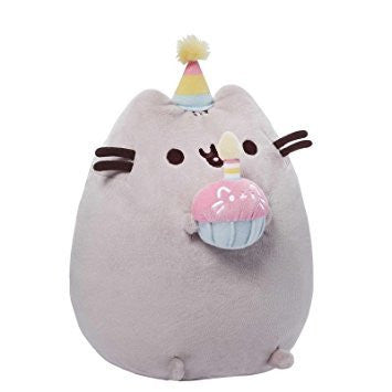 Pusheen Birthday 10.5""