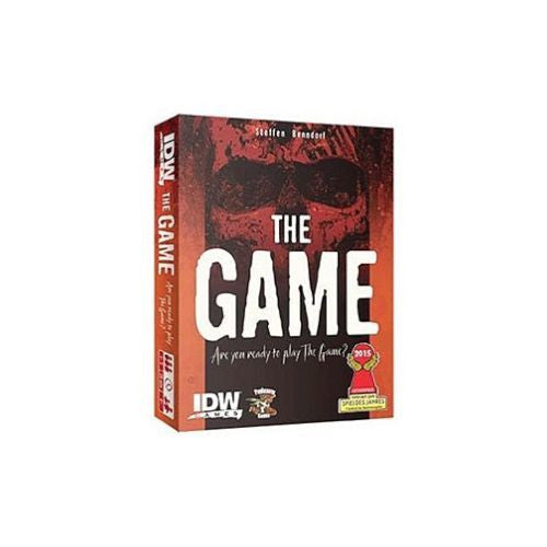 The Game Are You Ready
