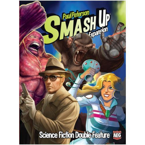 Smash Up Exp Science Fiction