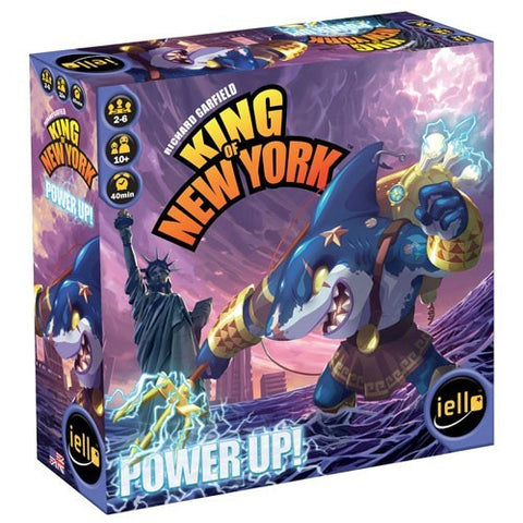 King of New York EXP Power Up