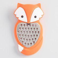 Foxy Cheese Grater