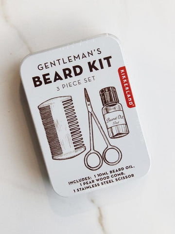 Gentlemans Beard Tin
