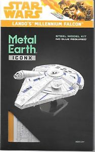 Metal Earth Landos Millennium Falcon