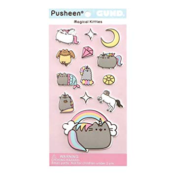 Pusheen Magical Kitties Stickers