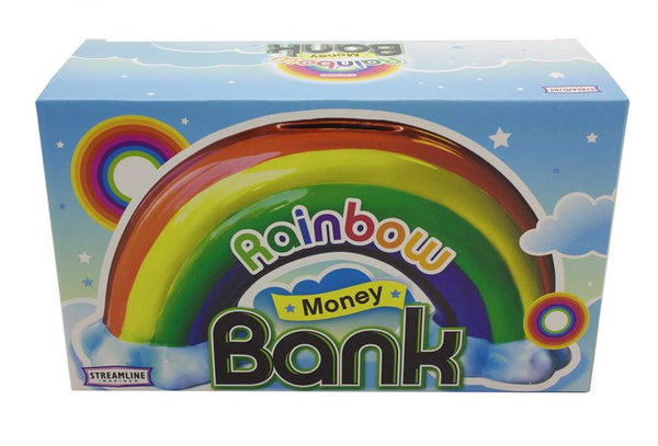 Rainbow Money Bank