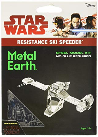 Star Wars Resistance Ski Speeder Metal Earth