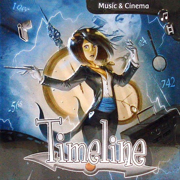 Timeline - Music & Cinema