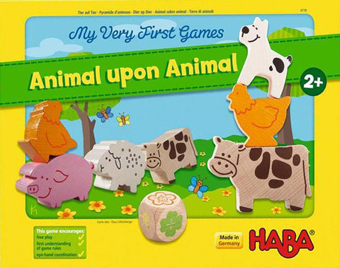 Animal upon Animal, My Very First Games