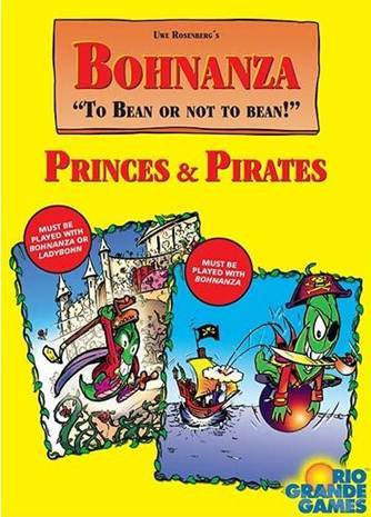 Bohnanza Princes and Pirates