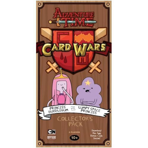 Card Wars Bubblegum vs Lumpy