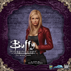 Buffy the Vampire Slayer The Board Game
