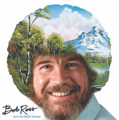 Bob Ross Art Of Chill