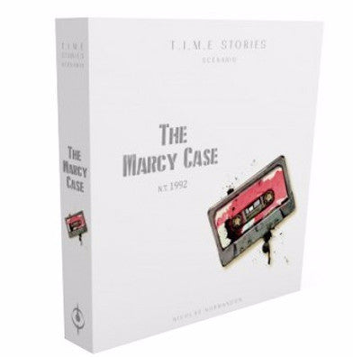 Time Stories EXP The Marcy Case