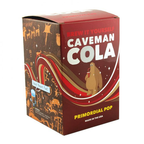Caveman Cola Brew It Yourself