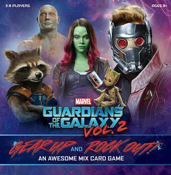 Guardians of the Galaxy Vol 2 An Awesome Mix Card Game