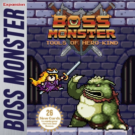 Boss Monster Exp Tools of Hero Kind