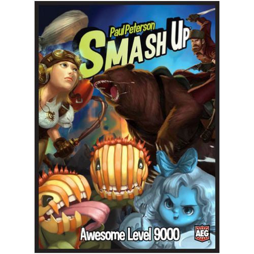 Smash Up Exp Awesome Level 9000