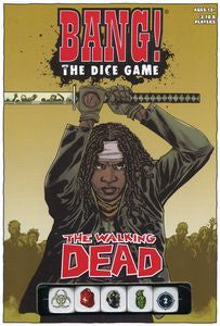 Bang Walking Dead Dice Game