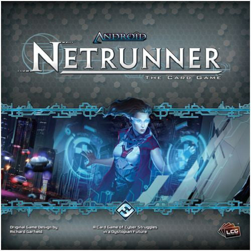 Netrunnner CCG Base Game