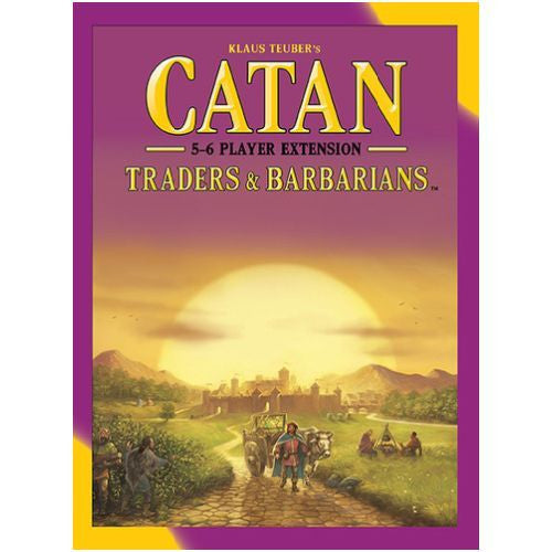 Catan Traders Barbarian
