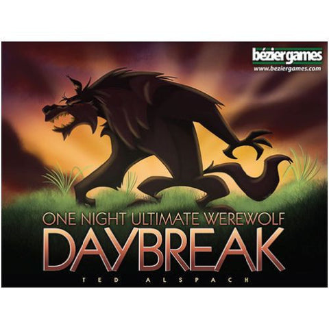 One Night Werewolf Daybreak